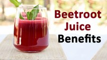 6 Ways Beetroot Juice Can Save Your life || Healthy Juices
