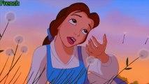 Les princesses de Disney chantent dans leur langue natale - La belle et le bête, blanche neige, la belle au bois dormant...