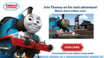 Thomas & Friends: Quiet Stafford, The Electric Engine
