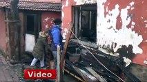 Bolu'da evleri yanan aileler yardım bekliyor (Trend Videos)