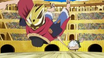 Luffy Vs Don Chinjao [Episode Of Sabo][FULL FIGHT]