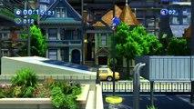 Sonic Generations [HD] - City Escape Zone (Original: Sonic Adventure 2)
