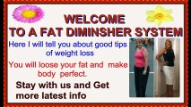 How to Lose weight without workouts - Fat Diminisher Best Reviews