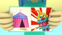Мультфильмы для Детей - Руби и Йо-Йо - Цирк