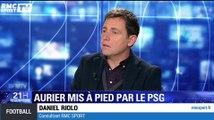 """Riolo : """"Aurier trouvera un autre club"""""""