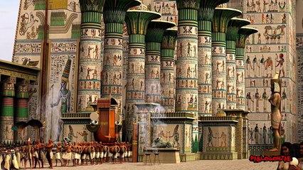 Los 10 diseños arquitectónicos egipcios más increíbles