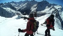 Les Deux Alpes- Hors piste des aiguilles rouges