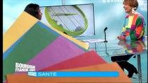 La santé et les couleurs dans Bourgogne Franche-Comté Matin