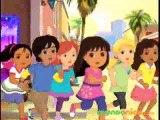 FIESTA DE BAILE pt 1 espanol latino dora y sus amigos
