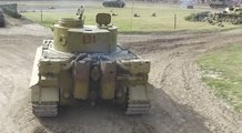 """WW2 TIGER TANK - Waffen SS German Tiger - """"The ONLY WORKING TIGER 1 In the World"""""""