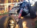 Le plus grand tricycle motorisé du monde