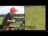 Youth Hunting Groundhogs