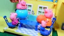 Куклы Барби и Штеффи Видео для Детей Свинка Пеппа Рожает 10 детей Делает Укол Peppa Pig