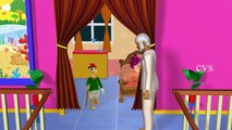 Goosey Goosey Gander - 3D Animation English Nursery rhymes for children with lyrics