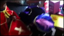 Witte Piet en donkere Sinterklaas