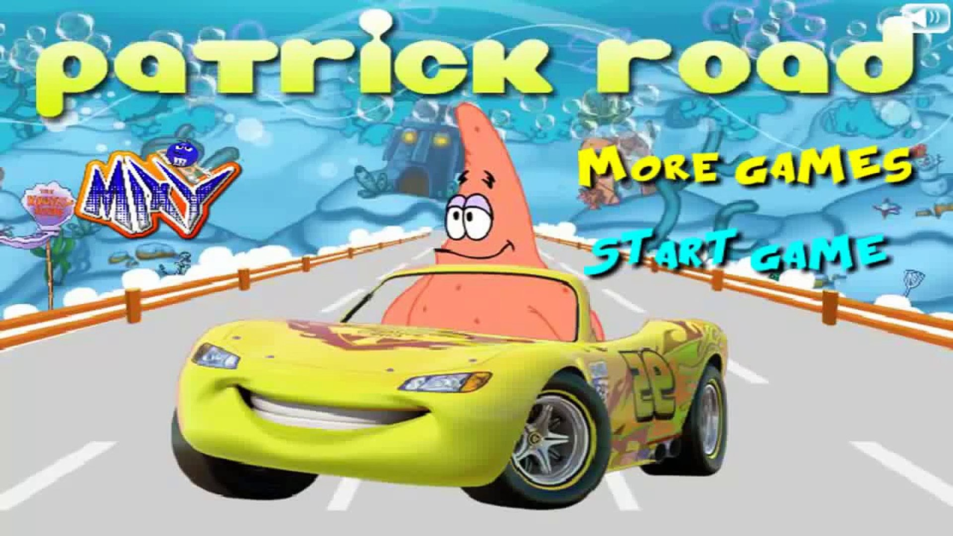 SpongeBob: Patrick Road