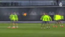 Cristiano Ronaldo Scored Amazing Goals During training 13.02.2016