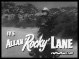 "1953 MARSHAL OF CEDAR ROCK TRAILER  - ALLAN ""ROCKY"" LANE"
