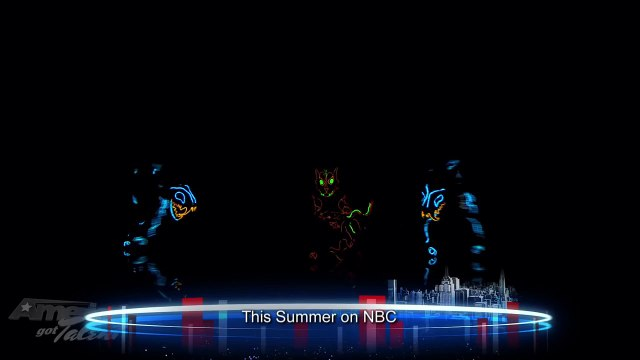 Best Light Shows Ever On Americas Got Talent & Britains Got Talent