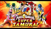 Power Rangers Samurai Super - Power Rangers Super Samurai Game - Power Rangers Super Megaforce!