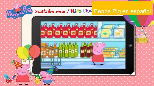 Peppa Pig Season 1 English Episode 41 - Shopping