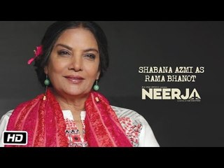Making of Neerja #5: Shabana Azmi As Rama Bhanot | Sonam Kapoor