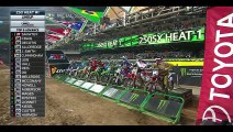Monster Energy Supercross 2016 - Rd6 San Diego 2 - 250 Heat 1