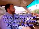 FAQ chris rock - how to not get your ass kicked by the police
