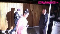 Christina Milian Greets Fans & Signs Autographs Leaving The Nice Guy In Los Angeles 2.12.1