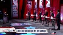 Nouveau débat républicain, d'une violence verbale sans précédent