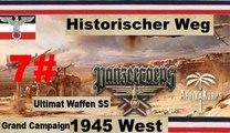 Panzer Corps ✠ Grand Campaign 45 West Nordwind 31 Dezember 1944 #7 Historischer Weg