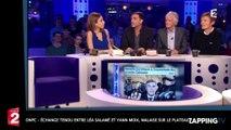 ONPC – Echange tendu entre Léa Salamé et Yann Moix, malaise sur le plateau de Laurent Ruquier ! (Vidéo)