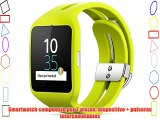 Sony Smartwatch 3 Sport - Smartwatch Android (pantalla 1.6 4 GB Quad-Core 1.2 GHz 512 MB RAM)