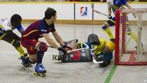 [HIGHLIGHTS] HOQUEI PATINS (OK Liga): Recam Laser Caldes- FC Barcelona Lassa (1-5)