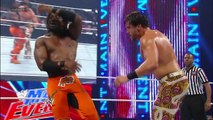 Kofi Kingston vs. Fandango: WWE Main Event, Sept, 18, 2013