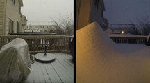 This Blizzard Timelapse Really Helps You Comprehend That Massive Snowstorm