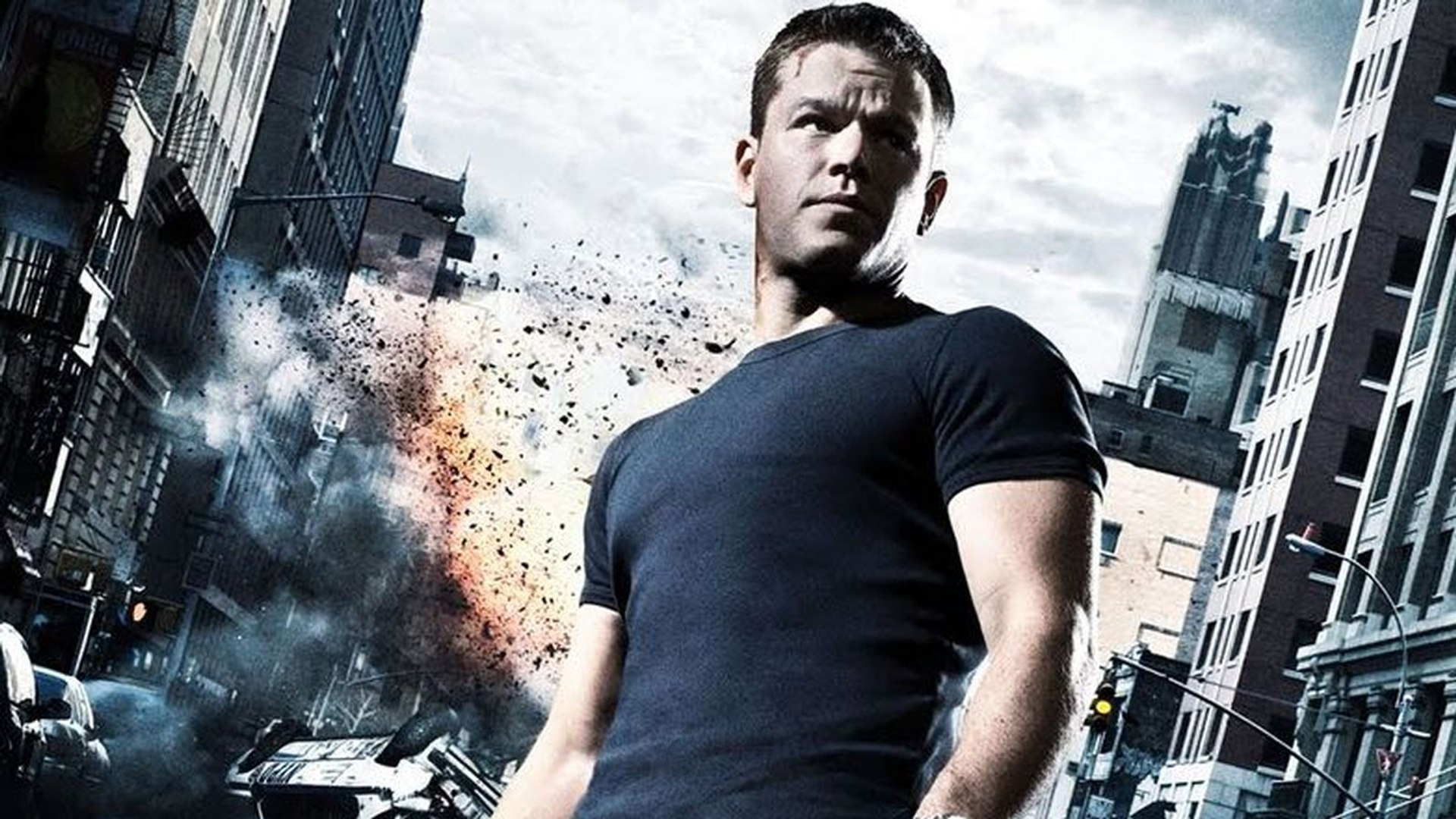 Jason Bourne 2016 Official Trailer Video Dailymotion
