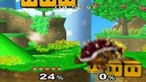 [Nintendo GameCube] Super Smash Bros Melee Classic - Bowser