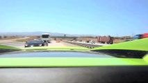 Gallardo LP550-2 vs 700HP Mansory Panamera Turbo (TT Gallardo Chasing)