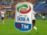 2015 Série A J25 AC MILAN GENOA 2-1, le 14/02/2016