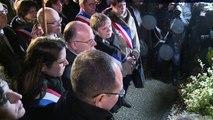 Dix ans après l'assassinat d'Ilan Halimi, hommage à Bagneux