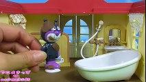 アンパンマン おもちゃ アニメ ドキンお母さんは大変‼ お掃除 animekids アニメきっず animation Anpanman Toy clean up