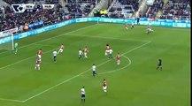 Ньюкасл Юнайтед 1 - 2 Манчестер Юнайтед АНГЛИЯ- Премьер-лига