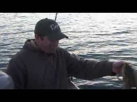 Fishing for Spotted Bass in California