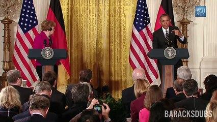 Hotline Bling - Barack Obama Version!