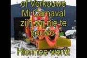 Wagen 2010 Misselijk, Muug of verkouwe mi Carnaval zijn wij nie te Houwe