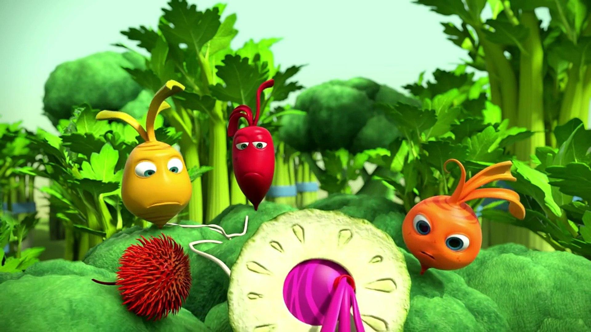 Beet Party: Der Zucker Schatz Folge 03 lustige Cartoons deutsch