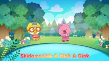 [Valentines Day Special] ♥ Skidamarink | Happy Valentines Day | Valentines Day Song for Kids ♥