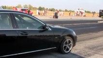 Mercedes S Class Vs Mercedes E55 AMG