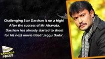 Darshan to Romance With Anushka Shetty In Jaggu Dada Movie   Deeksha Seth   Srujan Lokesh